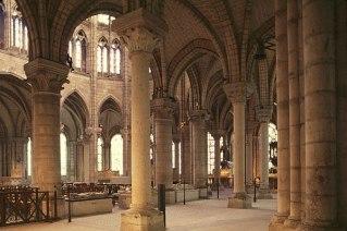 Choir and Ambulatories, c. 1135-40, Saint-Denis