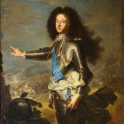 Hyacinthe Rigaud, Louis de France, Duc de Bourgogne, 1704, Versailles, Château