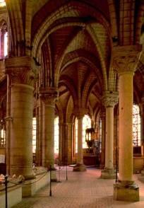 Double Ambulatory, south side, Saint-Denis