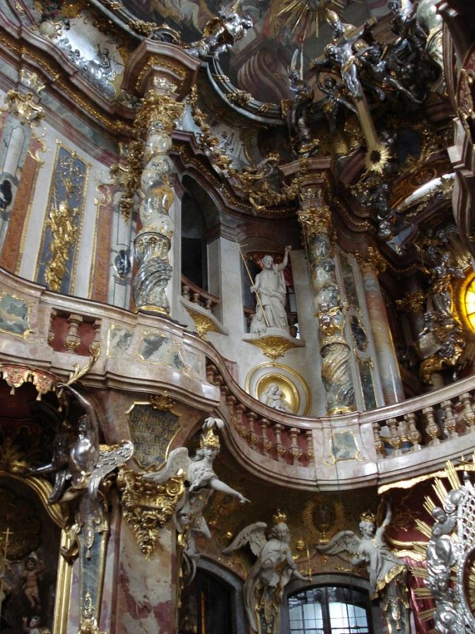 <b>SPÄTBAROCK IN SÜDDEUTSCHLAND I:</b> The Asamkirche