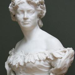 Nadine Dumas, 1875-75, Los Angeles, J.Paul Getty Museum.