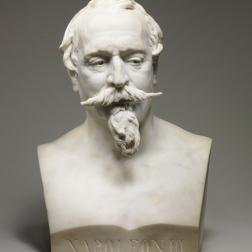 Napoléon III, 1873, New York, Metropolitan Museum of Art.