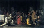 Nicolas Poussin, Confirmation, 1647-48, Edinburgh, National Gallery of Scotland