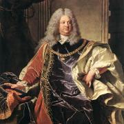 Hyacinthe Rigaud, Count Philipp Ludwig Wenzel Sinzendorf, 1712, Vienna, Kunsthistorisches Museum.