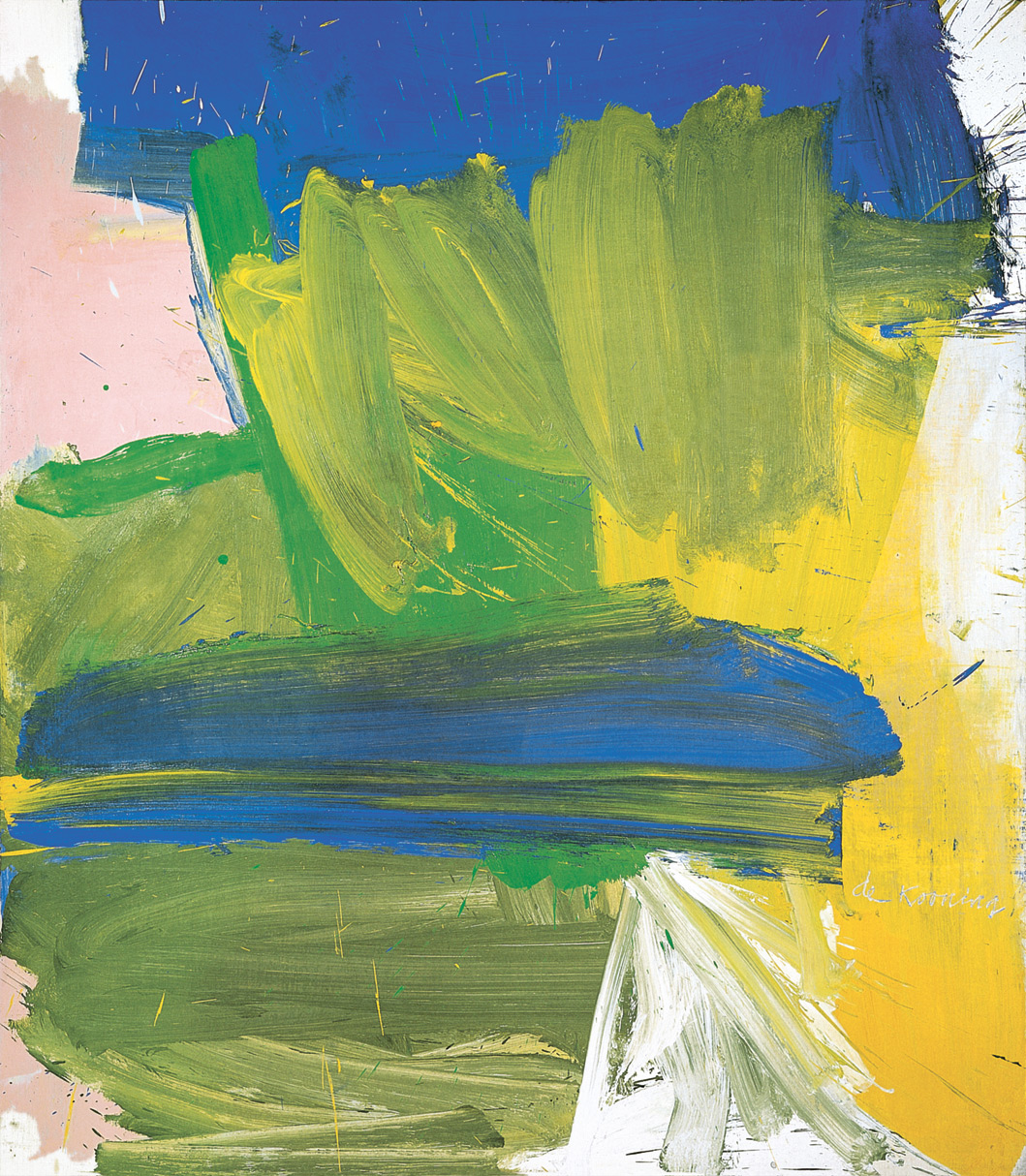 De Kooning Famous Paintings
