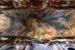 Cosmas Damian Asam, Apotheosis of St John Nepomuk, St John, 1740, Munich, St John Nepomuk
