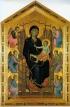 Duccio di Buoninsegna, Madonna Rucellai, 1285, Florence, Uffizi