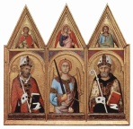 Simone Martini, Polyptych, c. 1325, Cambridge, Fitzwilliam Museum