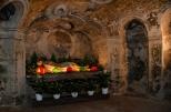 Crypt, Munich, St John Nepomuk, 1733-46, MunichSt John Nepomuk