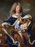 Hyacinthe Rigaud, Louis Antoine de Pardaillan de Gondrin, Le Marquis d'Antin, 1710,