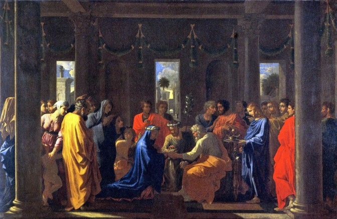 POUSSIN, HISTORY AND ANTIQUITY