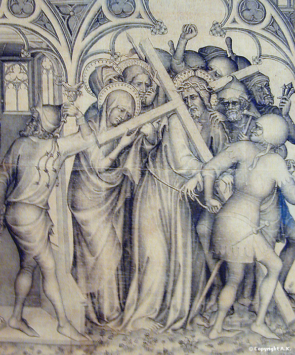 AN INCOMPLETE HISTORY OF MEDIÆVAL ART IV: Grisaille, or the Abstention from Color