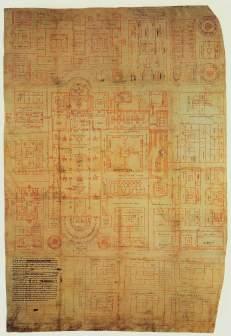 Plan of St Gall, Sankt Gallen, Stiftbibliothek