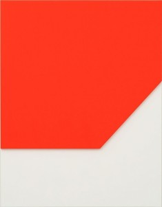 Ellsworth Kelly, Red Relief, 2009.