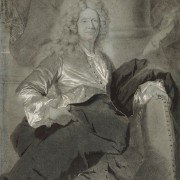 yacinthe Rigaud, Portrait of a Gentleman, c. 1710, Los Angeles, J. Paul Getty Museum.