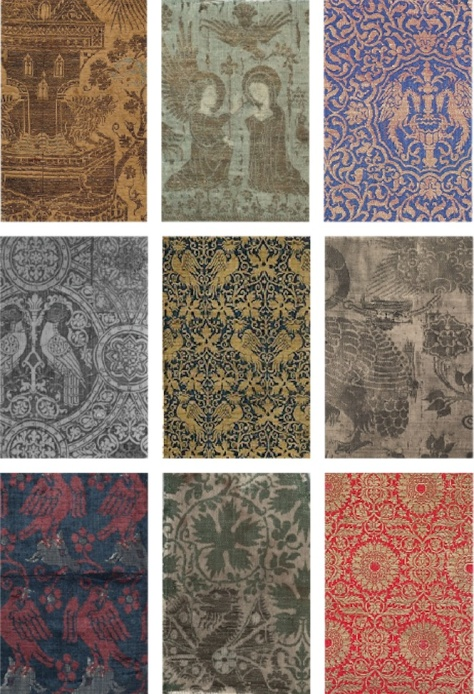 Trecento Italian Silk Textiles