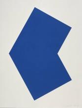 Ellsworth Kelly, Blue, 1970