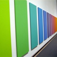 Ellsworth Kelly, Spectrum V, 1867, Boston, Museum of Fine Arts