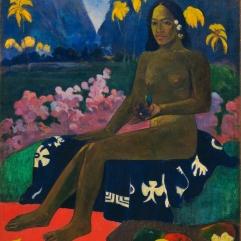 Paul Gauguin, Maà I Landscape in Tahiti, 1892, New York, Museum of Modern Art
