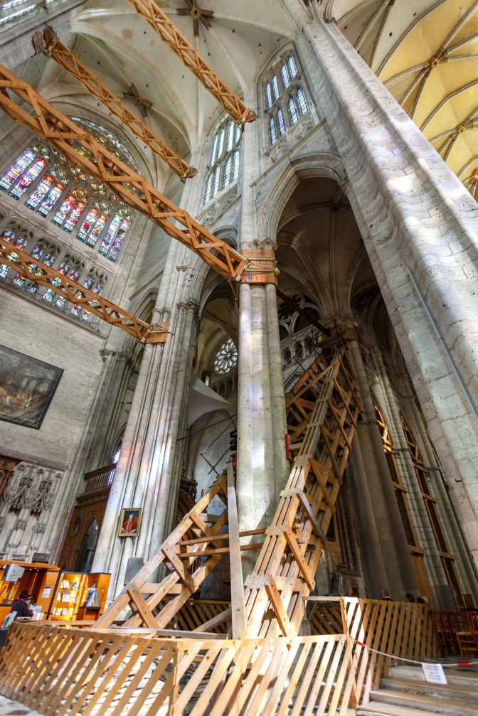 AN INCOMPLETE HISTORY OF MEDIEVAL ART VI: Beauvais Cathedral and the Limits of Gothic Verticality