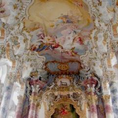 Choir vaults
