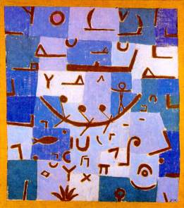 Paul Klee, Legend of the Nile