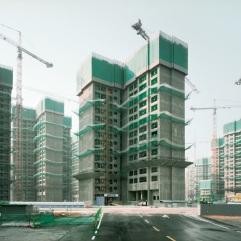 Samsung Apartments, Seoul, 2007