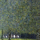 Der Park, 1910, New York, Museum of Modern Art.