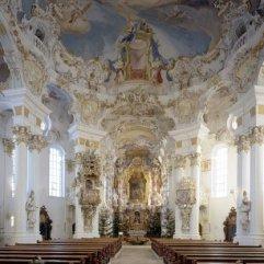 Wieskirche, Innenraum