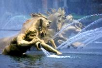France - Versailles Fountains
