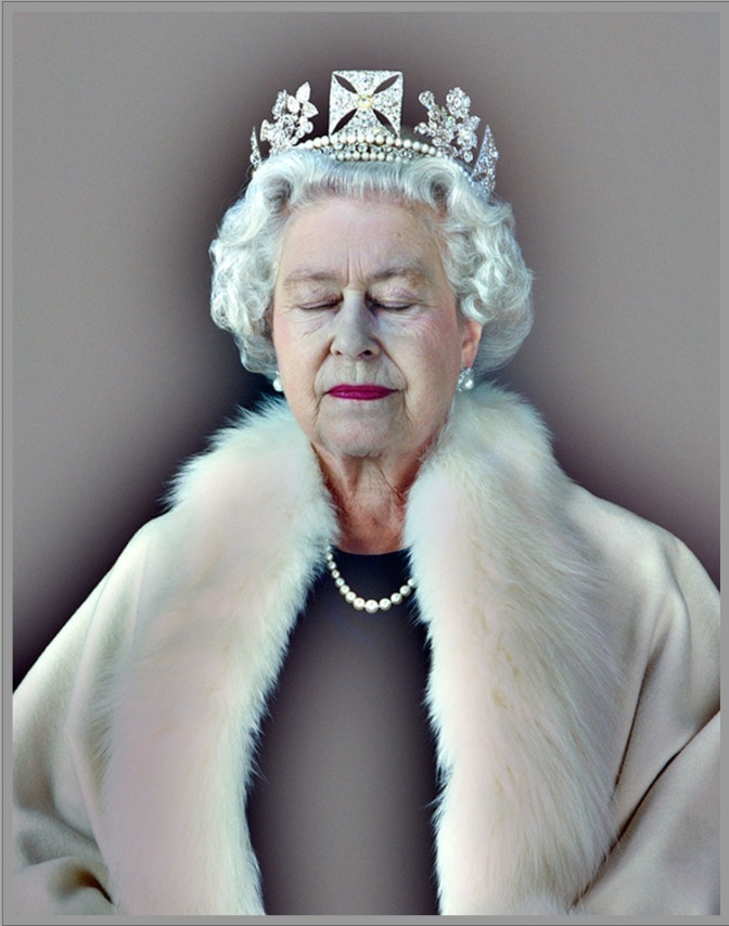 GOD SAVE THE QUEEN: Recent Portraits of Elizabeth II