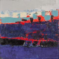 Nicolas de Staël, Paysage (Le Ciotat), 1952