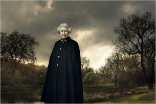 Annie Leibovitz, Elizabeth II, Buckingham Palace, London, March 28, 2007