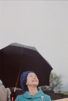 Eve Arnold, Elizabeth II, 1968.