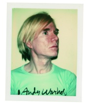 Andy Warhol, Self Portrait, 1981