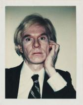 Andy Warhol, Self Portrait, 1977
