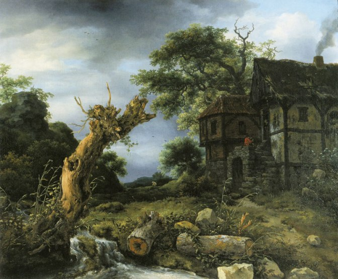 <b>SEEN, BUT NOT OBSERVED:</b> Jacob van Ruisdael