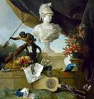 Jean-Baptiste Oudry, Allegory of Europe, 1753, Paris, Louvre.