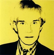 Andy Warhol, Self Portrait, 1979