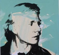 Andy Warhol, Self Portrait, 1976