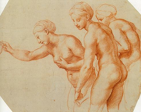 <b>DISEGNO III: </b>Raphael