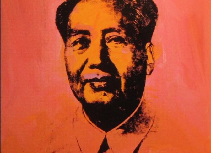 <b>POP ART & THE COLD WAR II:</b> Andy Warhol's <i>Mao</i>