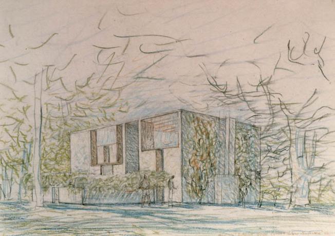 Louis Kahn ...