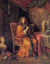 Mignard-autoportrait 1670