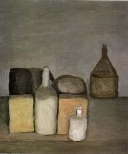 Giorgio Morandi, Still Life, 1956, Florence, Collezione Banca Toscana.