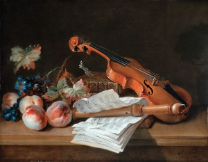 illem Kalf, Still Life, c. 1660, Washington DC, National Gallery of Art.