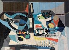 Pablo Picasso, La Bouteille de Vin, 1926, Riehen, Fondation Beyeler.