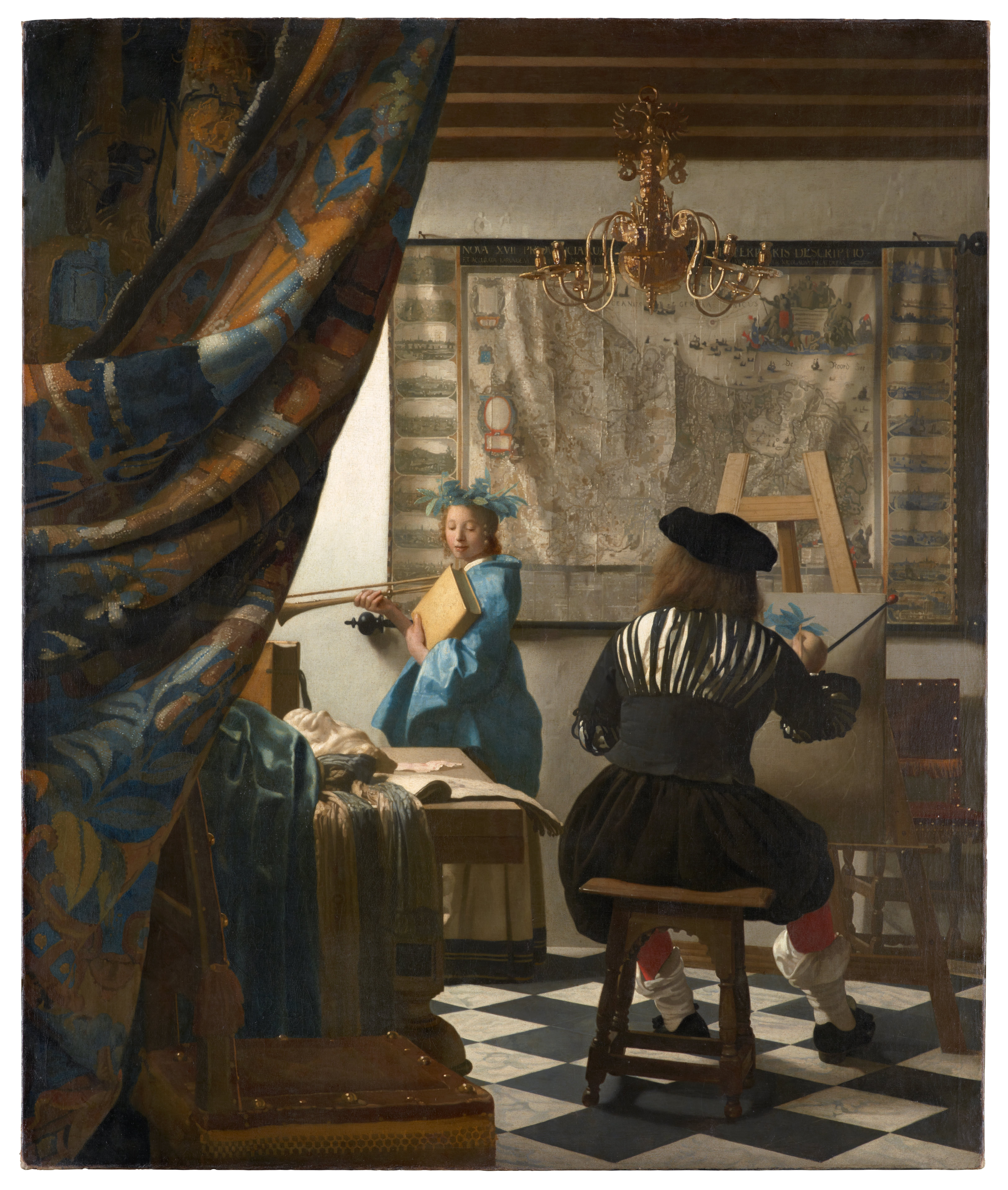 SELF-PORTRAITURE IN THE 17th CENTURY III – The Higher Inquiètude