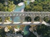Nîmes, Pont du Gard