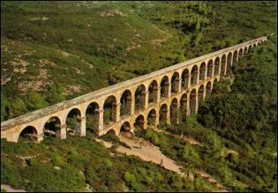Tarragona, Aqüeducte de les Ferreres